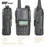De dubbele RadioWalkie-talkie VHF/UHF Lt.-323 van de Band