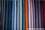 Tessuto decorativo del velluto della tappezzeria del poliestere per il sofà