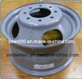 Легкая тележка 16X6.5 удваивает стальная оправа колеса