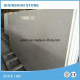 Options blanches de partie supérieure du comptoir de pierre de quartz de couleur de beauté pour vous