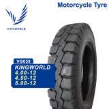 Neumático resistente 4.50-12 de la motocicleta para México