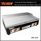 최신 판매 상업적인 전기 석쇠는, 모양 짓는다 소형 전기 과자 굽는 번철 (VEG-833)를