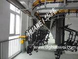 Linha de produção do revestimento do pó do pulverizador