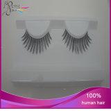Cigli falsi reali naturali dei capelli umani