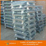 Magazzino Stackable Folding Metal Wire Mesh Pallet per Sales