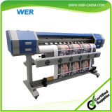 1.6m Eco Solvent printer met One Epson Dx5 Head, Indoor en Outdoor Posters drukmachine