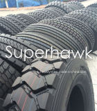 12.00r20 11.00r20 10.00r20 Top Quality Mixed Service Truck Tyre für Kambodscha