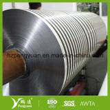 Прокладка воздуховода или гибкой труба алюминиевая