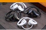Auscultadores sem fio de Bluetooth dos esportes & da aptidão do CSR 4.1 de Sweatproof/auriculares/fones de ouvido/Earbuds com Neckband
