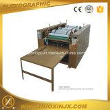 4 Farben-Jutefaser-Beutel-Drucken-Maschine