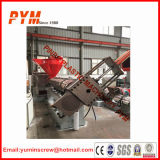 HDPE Plastic Recycling Machine con Ce