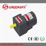 courant alternatif de 25W 1250rpm Motor Used au système de transport de Boiler, Gear Motor