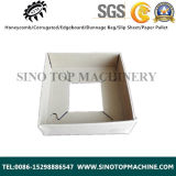 Протектор бумажного края для предохранения от края угла коробки паллета