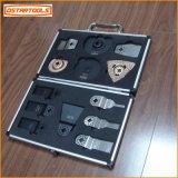 Oszillierendes multi Hilfsmittel 13PCS Sägeblatt-gesetzten Handwerkzeug-Installationssatz