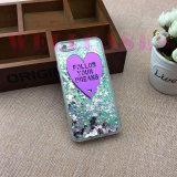 Tampa/caixa do telefone do gelado do pó do Glitter para o iPhone 6/6plus
