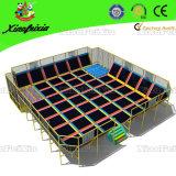Fabrik-Preis-Steigung-Trampoline-Ziel
