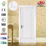Preiswertes Panel-interne hölzerne weiße Innentüren (Jhk-001)