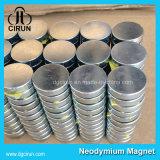 Hoher Grad-kleiner Platten-Neodym-Magnet für Paket