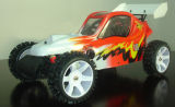 1/5 PVC Patined Body Shell Radio Control Car pour les ventes