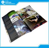 オフセット印刷の服飾雑誌のための中国の印刷サービス