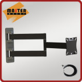 "Vesa 100*100를 위한 완전 동영상 13 "" - 27 "" LCD Mounting LCD Wall Bracket"