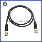 Sell quente Rg174 BNC a BNC Coaxial Cable para CCTV Camera