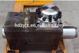 Cabeça hidráulica da parte dianteira do disjuntor da rocha da máquina escavadora de Soosan Sb81 para a venda