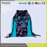 最上質の再使用可能で便利なCamoのドローストリング袋