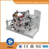 Hx-650fq Silicone Rubber Foam Slitter와 Rewinder Machine
