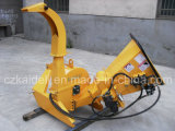 Hidráulica RSS 100mm Chipper Tractor Trituradora de madera
