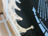 La circulaire de T.C.T scie la lame pour le Découpage-Teflon en bois