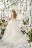 0004 premières robes de mariage nuptiales de robe de bille de vente