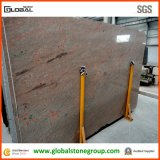 Granit en soie cru indien normal pour le mur et les carrelages