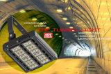 lumière extérieure de compartiment élevé de tunnel de 100W DEL avec le gestionnaire de MW