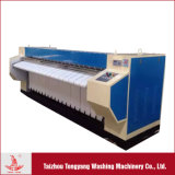 シーツの蒸気のアイロンをかける機械または蒸気の熱くする二重ローラーのFlatwork Ironerの価格