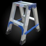 Een aluminium die van de Vorm de Ladder van de Stap vouwen