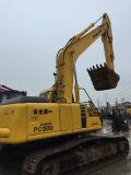 Excavatrices hydrauliques utilisées PC200-6 de KOMATSU à vendre