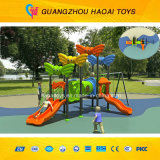 Nuovo Design Best Price Outdoor Playground per Children (A-15093)