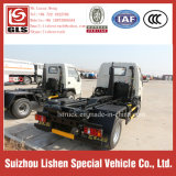 Arrival 새로운 Hook Arm Garbage Truck 각자 Unloading 및 Loading Rubbish Collecting Vehicle