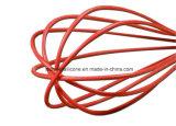 Il silicone inossidabile della maniglia di vendita dell'articolo da cucina caldo del commestibile sbatte