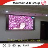 Video visualizzazione di LED dell'interno di colore completo della parete HD di P6 LED