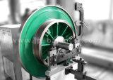 Machine d'équilibrage dynamique en surplomb pour un grand ventilateur centrifuge