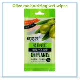 Wipe 10 PCS чистки дух Orchis устранимый Moisturizing влажный