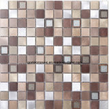 2016 buon Quality Aluminum Alloy Mosaic con Steel Glass