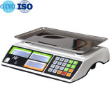OIML Approved Electronic Price Computing Retail Scale 3kg-30kg