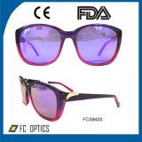 Nieuwe Komende Manier om FDA van Ce van de Zonnebril van het Frame