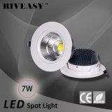 Bis&Ce&RoHS LEDの照明の7W LEDのスポットライトランプ