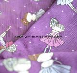 Le jacquard a estampé le tissu Chiffon de robes Chiffon pour la robe/vêtements/capot