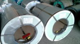 Colore Coated Steel Coils con G550