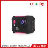 4k digitale Videocamera X9000 met WiFi en H. 264